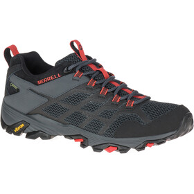 Merrell Moab FST 2 GTX Shoes Men grey/black